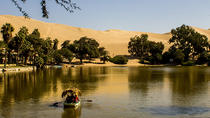 Private Tour to Huacachina from Paracas, パラカス