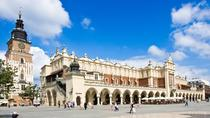 Krakow in a Day: 3-Hour City Tour by Electric Car, Krakow, Hop-on Hop-off Tours