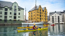 Alesund Architecture-Themed Kayak Tour, Alesund, Kayaking & Canoeing