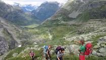 Glacier Trip to Mount Lodalskapa, Western Norway, Climbing