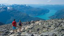 Hiking Mount Skåla from Loen, Western Norway, Hiking & Camping