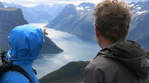 Hiking to Mount Saksa from Urke, Alesund, Hiking & Camping