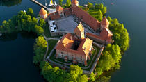 Hot Air Balloon Flight Over Trakai from Vilnius, Vilnius, Balloon Rides