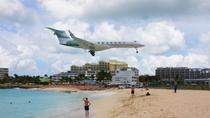Excursion sur le rivage de St Maarten: plage de Mullet Bay, Bea Rouge et Baie Orientale, Philipsburg, Ports of Call Tours