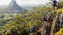 Glass House Mountains Abseiling Experience, Brisbane, Climbing