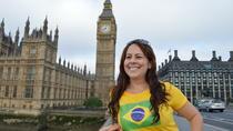 Private Walking Tour of London with Brazilian Portuguese Speaking Guide, London, Bike & Mountain...