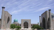 One Day Tour of Samarkand, Tashkent, Day Trips