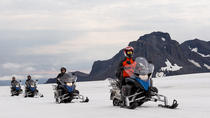 Golden Circle Super-Jeep Tour and Snowmobiling, Reykjavik, Day Trips