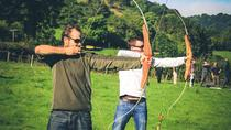 Llangollen Archery and Axe Throwing Session, Wrexham, Kid Friendly Tours & Activities