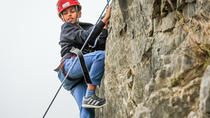 Llangollen Climbing and Abseiling Taster Session, Wrexham, Climbing