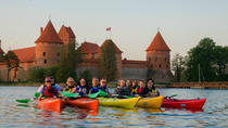 Half-Day Scenic Kayak Tour in Trakai, Vilnius, Day Trips
