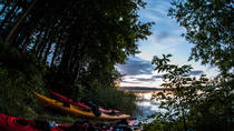 Private Night Kayak Tour in Trakai from Vilnius, Vilnius, Private Sightseeing Tours