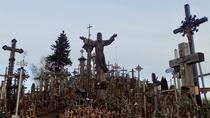 Vilnius - Riga transfer with stop at Hill Of Crosses, Vilnius, Airport & Ground Transfers
