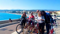 Electric Bike Tour 1 : Fast Panoramic Nice, Nice, Bike & Mountain Bike Tours