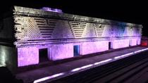 Uxmal Amazing Show Light And Sound, Merida, Day Trips
