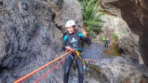 Spectacular Canyoning in Teno Nature Reserve, Tenerife, Climbing