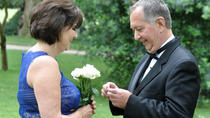Paris Luxembourg Garden Wedding Vows Renewal Ceremony with Photo Shoot and Video Shoot, Paris, ...