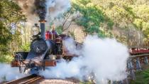 Puffing Billy and Mount Dandenong Private Tour, Melbourne, Private Sightseeing Tours