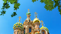 One Day Deluxe Shore Excursion from St Petersburg, St Petersburg, City Tours