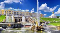 St. Petersburg Shore Excursion: Small-Group 2-Day Visa-Free Tour Including Boat Ride, St Petersburg