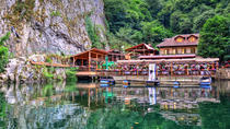 Half-Day Tour from Skopje: Millennium Cross and Matka Canyon, Skopje