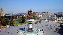 Half Day Walking Tour of Old and New Skopje, Skopje, Walking Tours