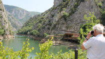 Skopje Countryside Private Half-Day Tour with Mt. Vodno and Matka Canyon, Skopje, Private ...