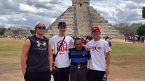 Beat the Crowds: Independent Tour of Chichen Itza with Private Transportation, Cancun, Private Day...