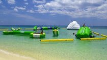 Aquatic Park in Mr. Sancho's Beach Club, Cozumel