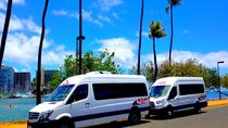 Airport Shuttle Round Trip Honolulu and Waikiki or Cruise Terminal, Oahu