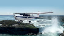Niagara Falls from Toronto Full-Day Package: Airplane Tour, Boat and Land Tour, and Winery Tasting, ...