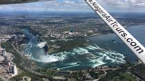 Niagara Falls Full-Day Package: Airplane Tour, Boat and Land Tour, and Winery Tasting, Niagara...