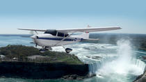 Niagara Falls Full-Day Package: Airplane Tour, Boat and Land Tour, and Winery Tasting, Niagara ...