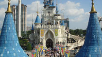 Excursion d'une journée à Séoul incluant Lotte World, Séoul, Visites de la ville