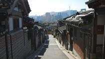 Royal Palace and North Side of Seoul with Gwangjang Market, Seoul, Market Tours
