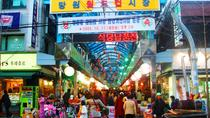 Royal Palace and Traditonal Market Shopping Tour, Seoul, Day Trips
