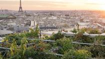 Secret garden over Paris at Galeries Lafayette, Paris, Plantation Tours