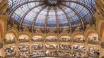 Viator Exclusive: Galeries Lafayette Shopping with Lounge Access and Champagne, Paris