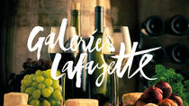 Wine and Cheese Tasting at Galeries Lafayette, Paris, Fashion Shows & Tours