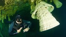 Diving in Cenote Zapote for Experienced Divers , Playa del Carmen, Scuba Diving