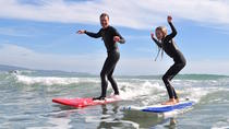 Group Surf Lesson in Santa Barbara, Santa Barbara, Surfing Lessons