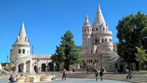Buda Castle Walking tour in small groups