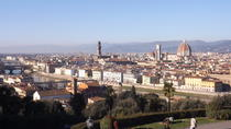 Florence Tour with Panoramic Views and Aperitivo, Florence, Private Sightseeing Tours