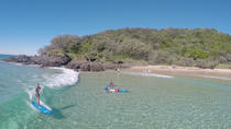 5-hour Double Island Point Surf lesson and 4WD Excursion from Noosa, ヌーサとサンシャインコースト