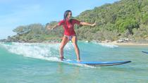 Rainbow Beach Surf Lesson Australia's Longest Wave 4X4 Adventure, Rainbow Beach, Surfing Lessons
