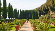 Guided Visit of Barberini Gardens at Castel Gandolfo, Rome, Cultural Tours