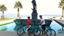 Full-Day Private Bike Tour of Concon Viña del Mar and Valparaiso from Santiago, Santiago, Private ...