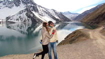 Private Andes Day Trip El Yeso Lagoon with Concha Y Toro Wine Tour, Santiago, City Tours