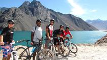 Private Mountain Bike Tour to El Yeso Reservoir and Maipo Valley, Santiago