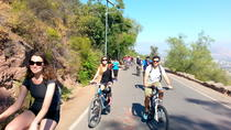 Private San Cristobal Hill Bike Tour, Santiago, Bike & Mountain Bike Tours